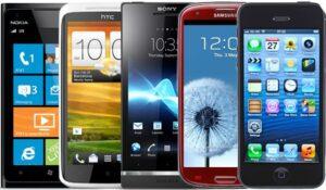 Orologi marcatempo e timbratori oggi sono sostituiti da app timbratura virtuale su smartphone: l'immagine mostra diversi modelli